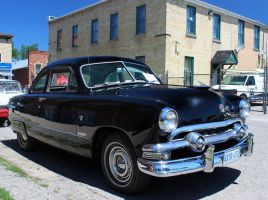 51 Ford by boogster11
