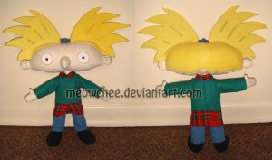 Arnold Plush by Meowchee