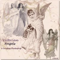 Victorian angels by libidules