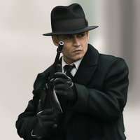 Public Enemies: John Dillinger by CoreyGallagher