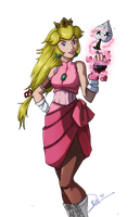 Street Princess by Drixtina