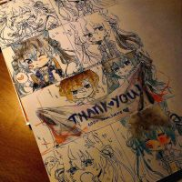 Thank you! by CryptoPhonic