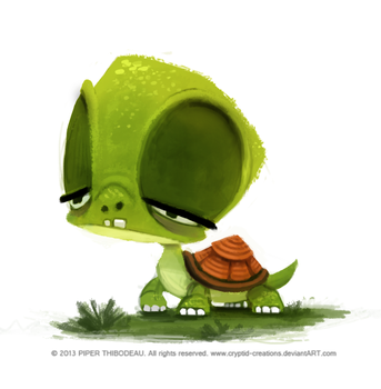 DAY 337. asdfghjkl by Cryptid-Creations