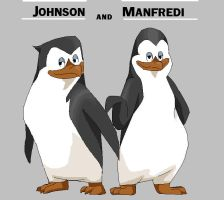 Manfredi and Johnson by moonwolf03