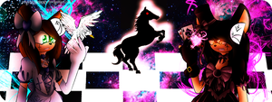 ~/|Magic and The Dark Horse|\~ by X-UnKnownRituals