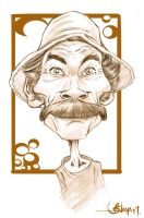 Don Ramon trazo by osnaya