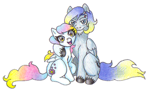 Brother and Sister by TripperWitch