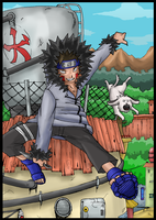 Kiba Coloured by BBWF-Tyrant