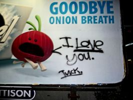 Onion Love by Tuck12345