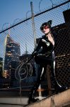 Cat Burglar - Batman by Mostflogged