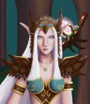 Night Elf Druid by seishyn