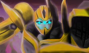 Transformers Prime: Bumble Bee by Bane96