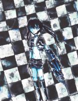 Black Rock Shooter by ThatSwedishChick