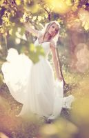 Ethereal Bride by sarahfphoto