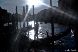 Stars in Venice 13 by Brompled