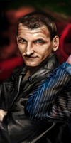 The Ninth Doctor by miss-mustang