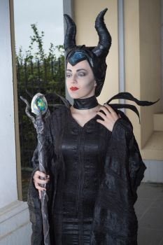 Maleficent10 by Valerie-Mrosek-Stock