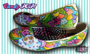 Candy Pop Shoes by marywinkler
