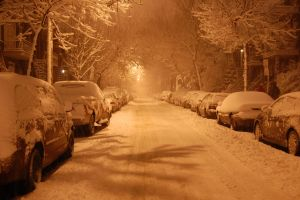 Snow Storm 2011 by aoifasd