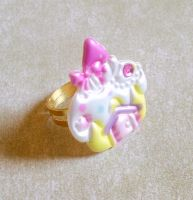 Cloud 9 Cupcake Ring by prheat