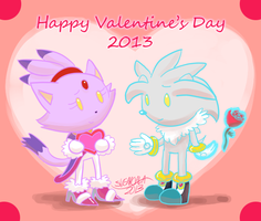 Happy Valentines 2013 by Sugaroala