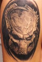predator tattoo by optimuspint
