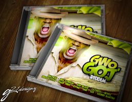 Gwo goj' riddim CD cover by gar21nett