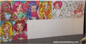 Winx Club ATC Preview by MaryBellamy