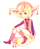 Little boy- adopt- auction-closed by kioler