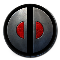Deadpool X-Force Logo by MrSteiners
