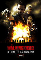 The Walking Dead Season 2 poster by jevangood