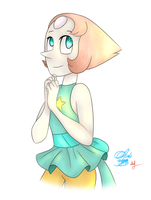 Pearl .:Collab:. by colorfulkitten