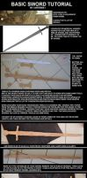 Basic Wooden Sword Tutorial by I-Artemis-I