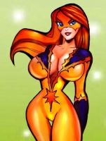 Firestar 5 by Sportelli by Mythical-Mommy