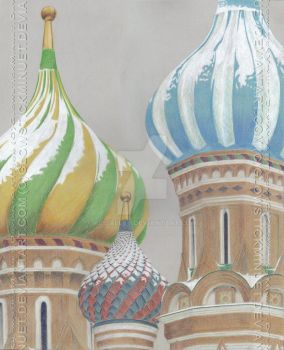 St. Basil by alisalley