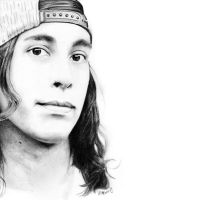 Vic Fuentes by EquineRibbon