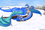 Snow Lounging :CM: by Seeraphine