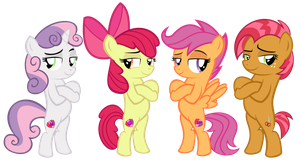 The Fab Four by kuren247