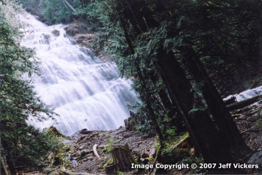 Bridal Veil Falls 2 by neolithicfilms