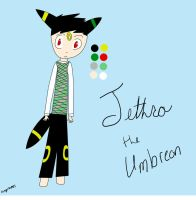 Jethro Ref and Info by RangerSteph21