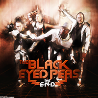 The Black Eyed Peas - The END by other-covers