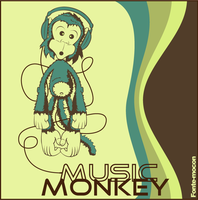 monkey music by mocon