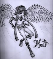 My Maximum Ride OC by Kaire-Emerald