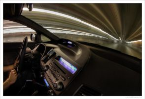 Honda Civic In Motion 04 by miki3d