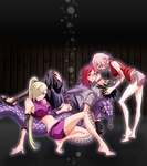 Sasuke harem request from PIXIV by sho87