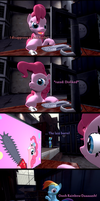 Pinkie Pie disapproves of the cupcakes fanfic by WaWor