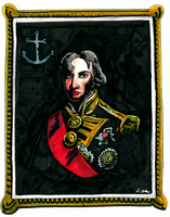 Horatio Nelson by didism