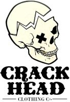 CrackHeadClothing LOGO-3 by AmenAvifail