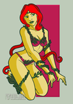 Poison Ivy by TULIO19mx