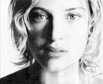 Kate Winslet beauty 2 by riefra